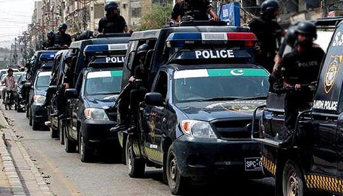 کراچی پولیس کے 32 اہلکار ایس ایچ او کے عہدے کیلئے نااہل قرار