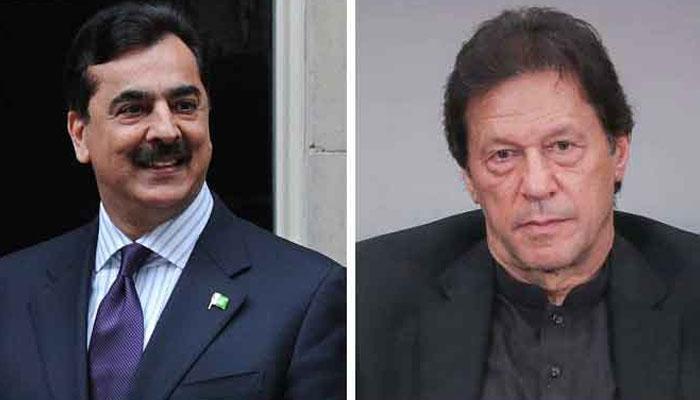 عمران خان اپنی ہی ارکین اسمبلی پرووٹ بیچنے کا الزام لگا رہےہیں،یوسف رضا گیلانی