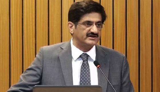 وزیراعظم اکثریت کھوچکے، استعفیٰ دے دیں، وزیراعلیٰ سندھ