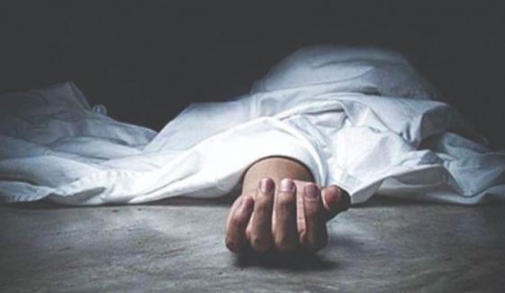 لاہور، نوجوان کی لاش برآمد