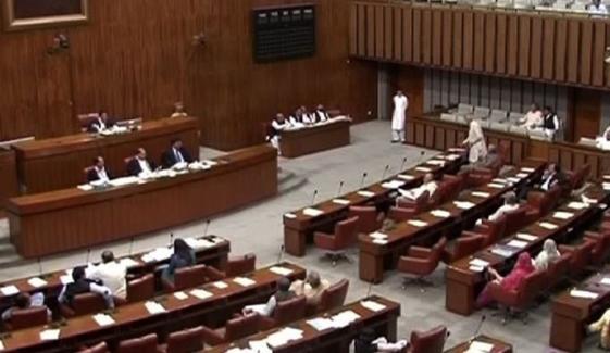 نو منتخب اراکین سینیٹ 12 مارچ کو حلف اٹھائیں گے