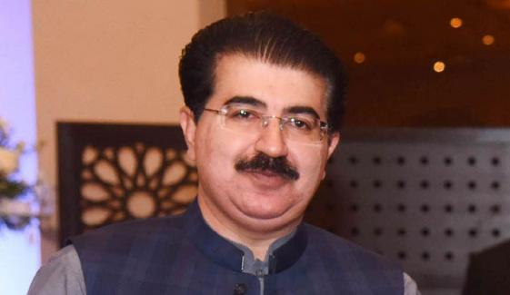 حکومت کا صادق سنجرانی کو پھر چیئرمین سینیٹ لانے کا اعلان