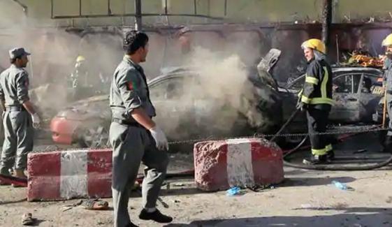 جلال آباد بم دھماکے میں خاتون ڈاکٹر جاں بحق