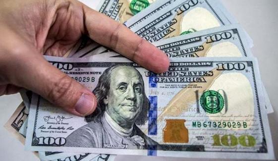 ملک میں ڈالر کی قدر میں اضافے کا رجحان