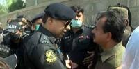 حلیم عادل شیخ اسپتال کے بجائے جیل منتقل