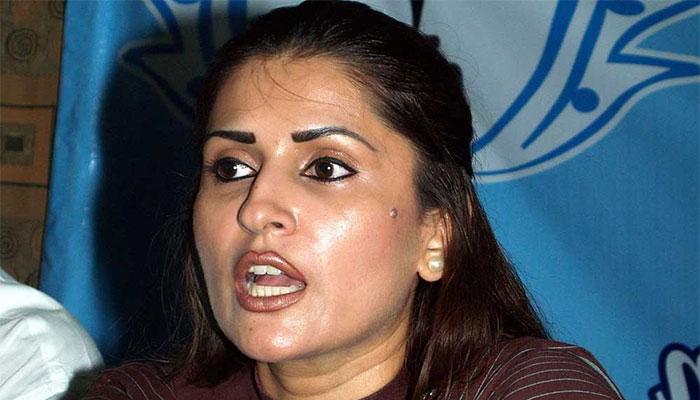 عمران نیازی اکثریت کھوچکا ہے،شازیہ مری