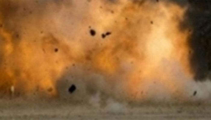 سبی میں بارودی سرنگ کا دھماکا ، 5 زخمی