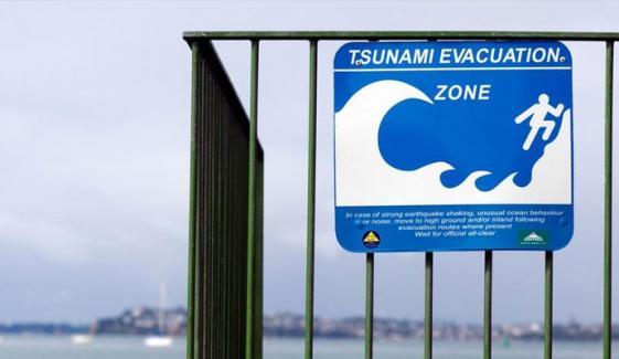 نیوزی لینڈ میں زلزلہ، بحرالکاہل میں سونامی کی وارننگ جاری