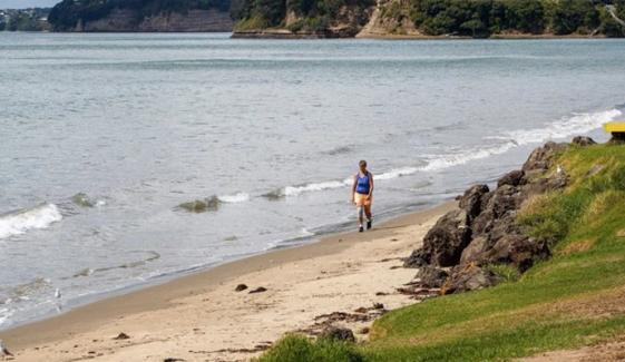 نیوزی لینڈ : زلزلے کے بعد جاری کی گئی سونامی وارننگ واپس لے لی گئی