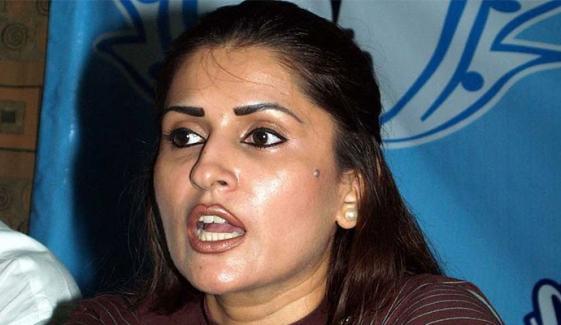 عمران خان نے کہا تھا ایسی صورتحال ہوگی تو اسمبلیاں تحلیل کر دوں گا، شازیہ مری