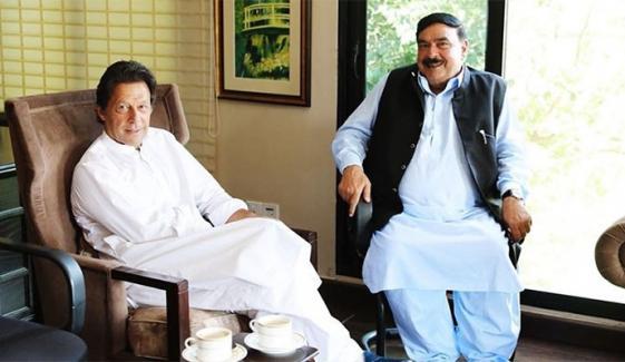 عمران خان سے متلعق بڑا دعویٰ