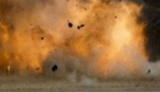سبی میں بارودی سرنگ کا دھماکا ، 5 افراد جاں بحق