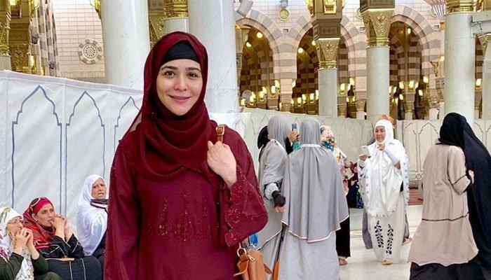 ﷲ مجھے ساری زندگی حجاب پہننے کی توفیق دے، حمائمہ ملک