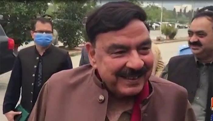 اسٹیبلشمنٹ عمران خان کے ساتھ ہے: شیخ رشید
