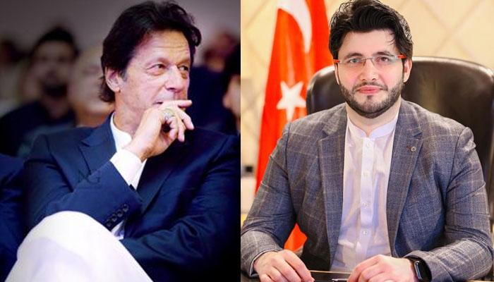 جاوید آفریدی بھی عمران خان کی کامیابی پر خوش