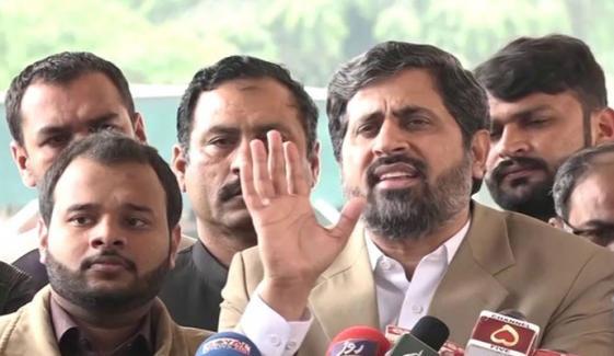 اپوزیشن نے بائیکاٹ کااعلان کر کے بزدلی کو فروغ دیا: فیاض چوہان