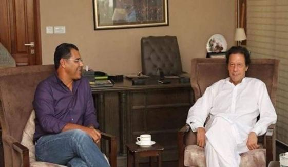 قومی کرکٹرز عمران خان کی کامیابی پر خوشی سے نہال
