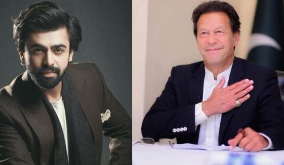 عمران خان ہی ہر مشکل ٹاسک کو پورا کرسکتے ہیں: فرحان سعید