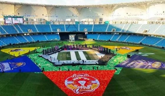 پاکستان سپر لیگ کے 20 میچز جون میں کراچی میں کروانے پر غور