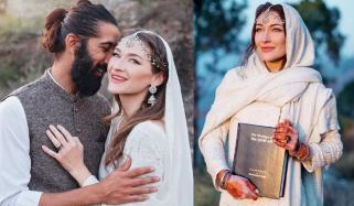 کینیڈین بلاگر روزی نے پاکستان میں اپنا جیون ساتھی چُن لیا