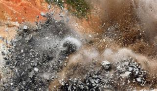 گھوٹکی میں دھماکا، 2 بچوں سمیت 4 افراد زخمی