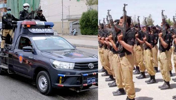 آئی جی سندھ، گلگت بلتستان کے ماتحت افسران کی جانچ پڑتال مکمل