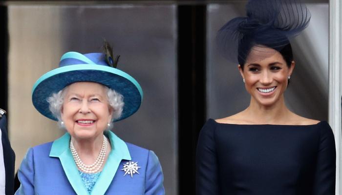 ملکہ الیزبتھ کے رویئے سے متعلق میگھن کا کیا کہنا ہے ؟
