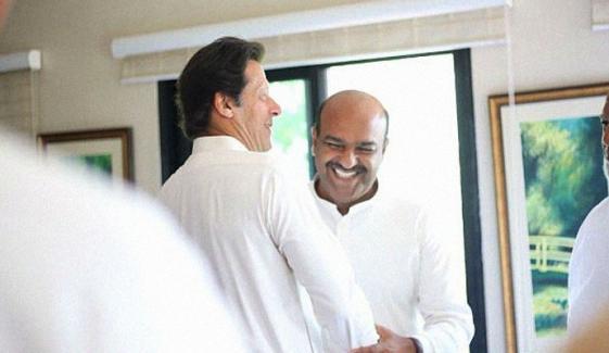 ندیم افضل چن کی عمران خان کو اعتماد کا ووٹ حاصل کرنے پر مبارکباد