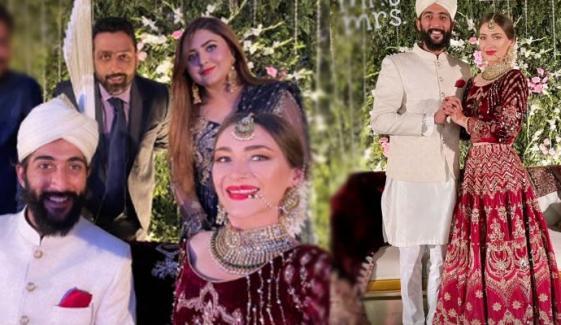 کینیڈین وی لاگر کا اپنی شادی میں 'دیسی اسٹائل'