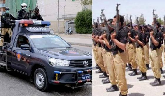 آئی جی سندھ، گلگت بلتستان کے ماتحت افسران کے ڈیش بورڈ کی جانچ پڑتال مکمل