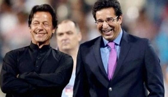 دعا ہے عمران خان کا نیا پاکستان بنانے کا خواب پورا ہو: وسیم اکرم