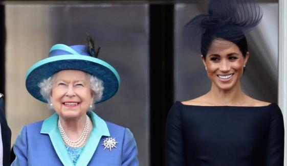'ملکہ کا رویہ میرے ساتھ بہت اچھا تھا'