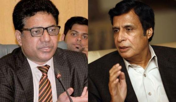 ڈی سی فیصل آباد کا خراب رویہ: ن لیگی ایم پی اے کی پرویز الہٰی کی حمایت