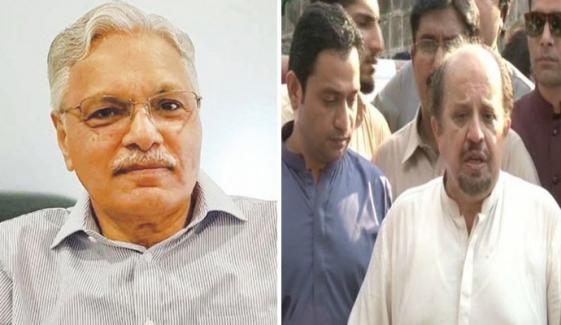 کراچی: این اے 249 سے پی ٹی آئی کسے میدان میں اتارے؟ غور کیلئے کمیٹی تشکیل