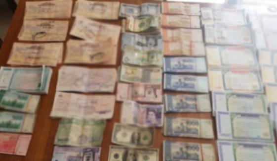 لاہور: جعلی کرنسی، جعلی پرائز بانڈز کا کاروبار کرنیوالا گروہ گرفتار