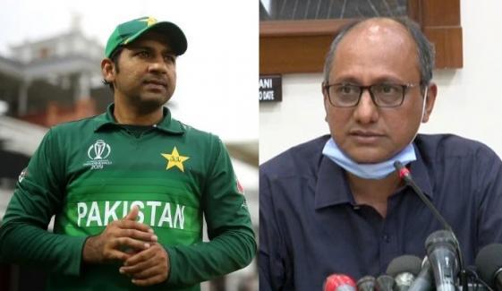 سعید غنی نے سرفراز احمد کو کس چیز کی نشاندہی کرائی؟