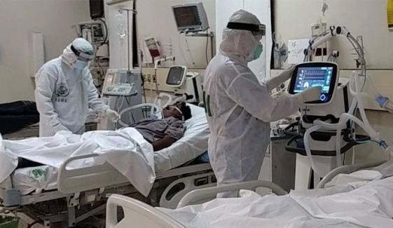 پاکستان، ایک دن میں کورونا وائرس سے 54 اموات