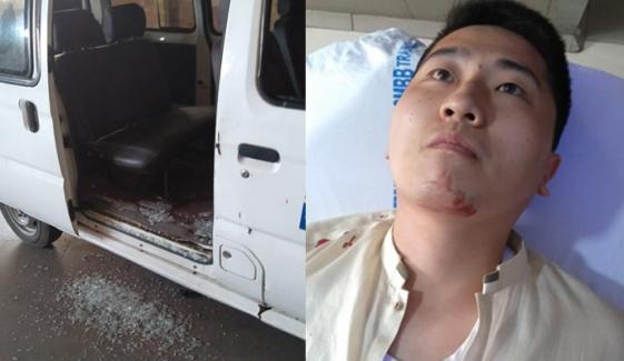 چینی باشندے پر فائرنگ کا واقعہ ٹارگیٹڈ لگتا ہے، ڈی آئی جی ساؤتھ