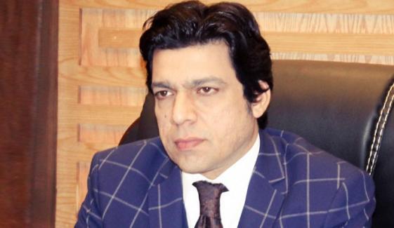 فیصل واؤڈا کی سینیٹر کامیابی کا نوٹیفیکیشن روکنے کی درخواست