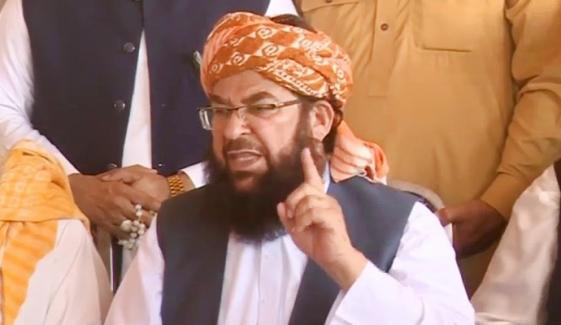 ڈپٹی چیئرمین بنانے سے متعلق PDM نے آگاہ نہیں کیا، مولانا عبدالغفور حیدری