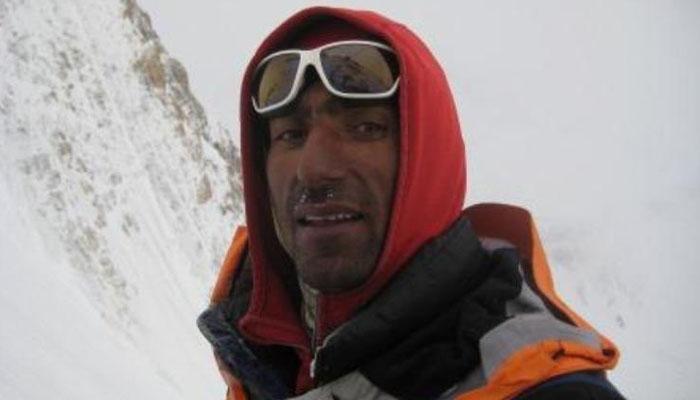 علی سدپارہ کے بعد ایک اور کوہِ پیما لاپتہ
