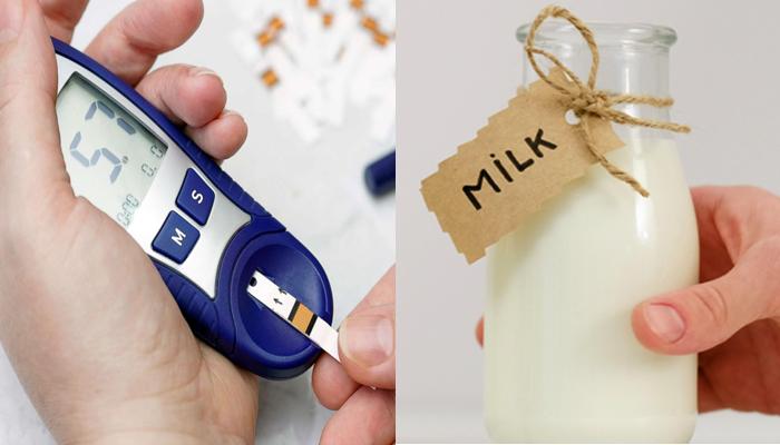 دودھ کا استعما ل شوگر کا سبب بن رہا ہے
