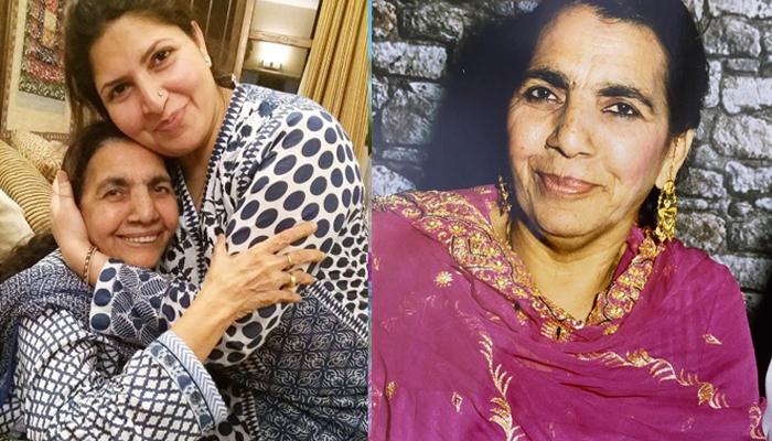 شگفتہ اعجاز کی والدہ انتقال کر گئیں