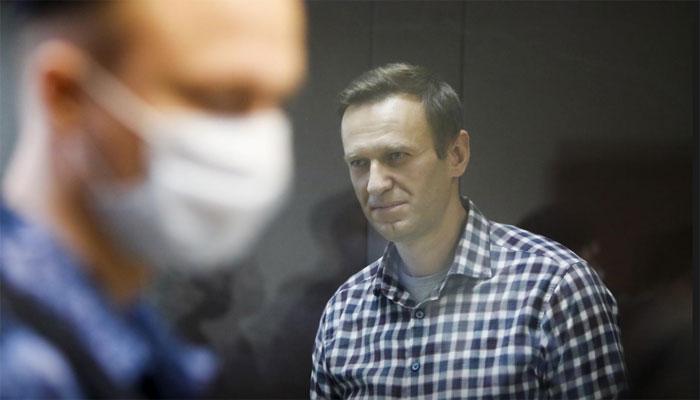 روسی اپوزیشن لیڈر الیکسی ناوالنی کو جیل سے نامعلوم مقام پر منتقل کردیا گیا