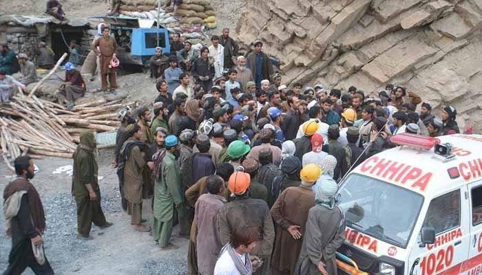 بلوچستان، گیس دھماکے سے جاں بحق کان کنوں کی تعداد 6 ہوگئی