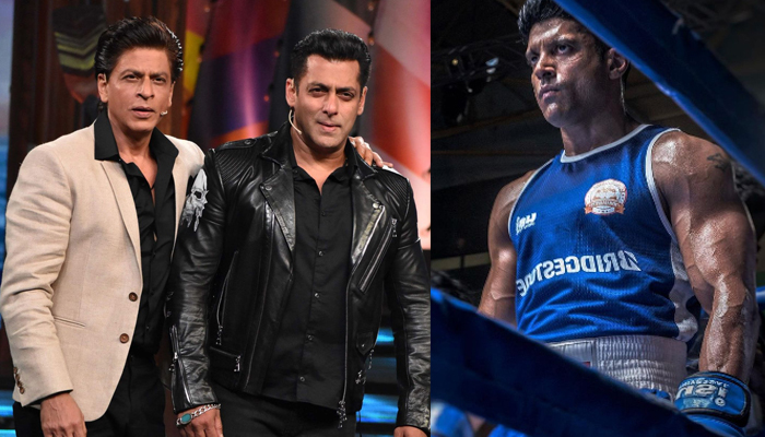 سلمان اور شاہ رخ خان کو فرحان اختر کی فلم کا ٹیزر کیسا لگا؟