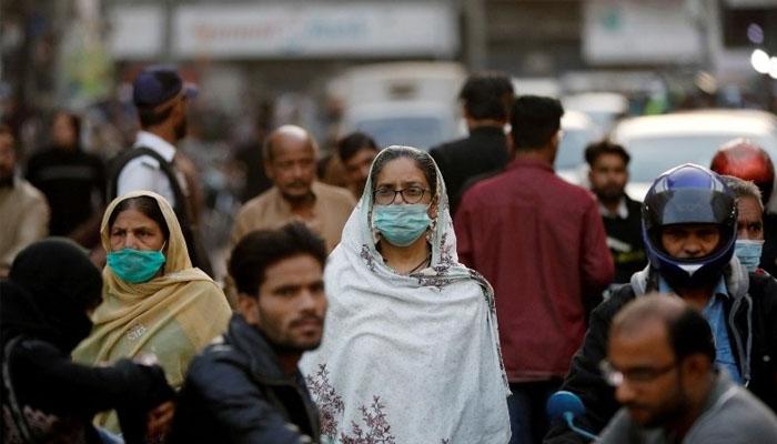پاکستان میں کورونا کیسز کی تعداد میں اضافہ جاری