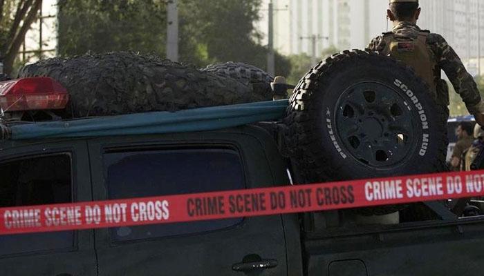 افغانستان : ہرات میں کار بم دھماکا، 8 افراد ہلاک