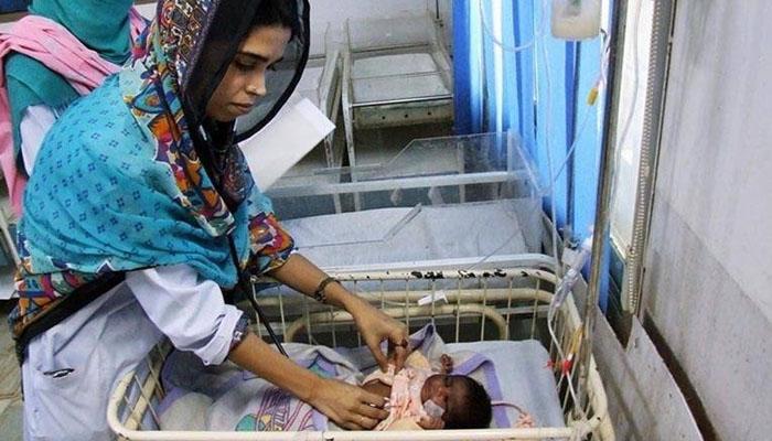 تھر :مختلف بیماریوں میں مبتلا 3 بچے انتقال کرگئے