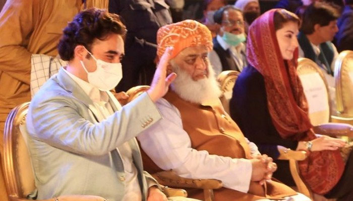 پی ڈی ایم کا ہنگامی اجلاس پیر کو اسلام آباد میں طلب